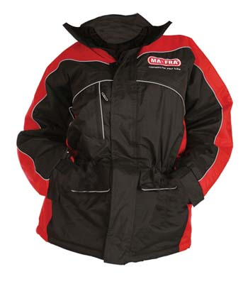 Bicoloured Jacket